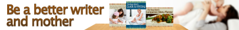 Busy Mom's Guide to Writing banner