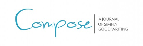 Compose: A journal of simply good writing (logo)