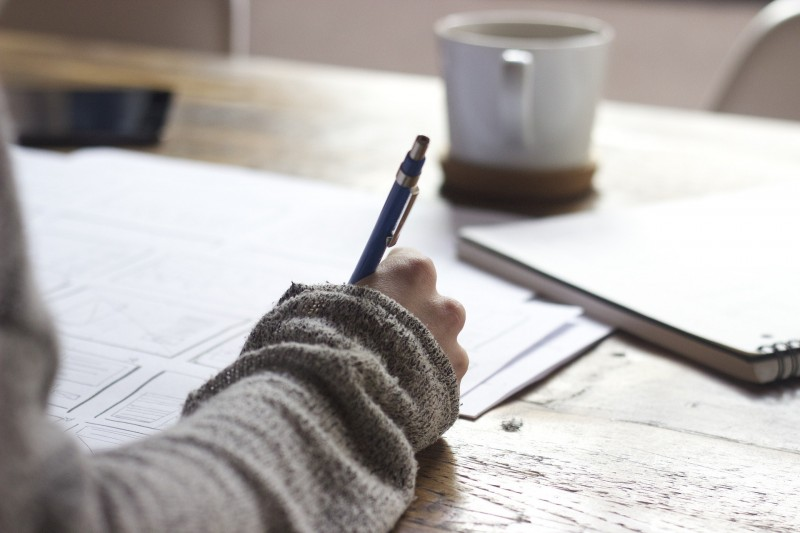 7 Ways I'm Making the Most of a Writing Grant