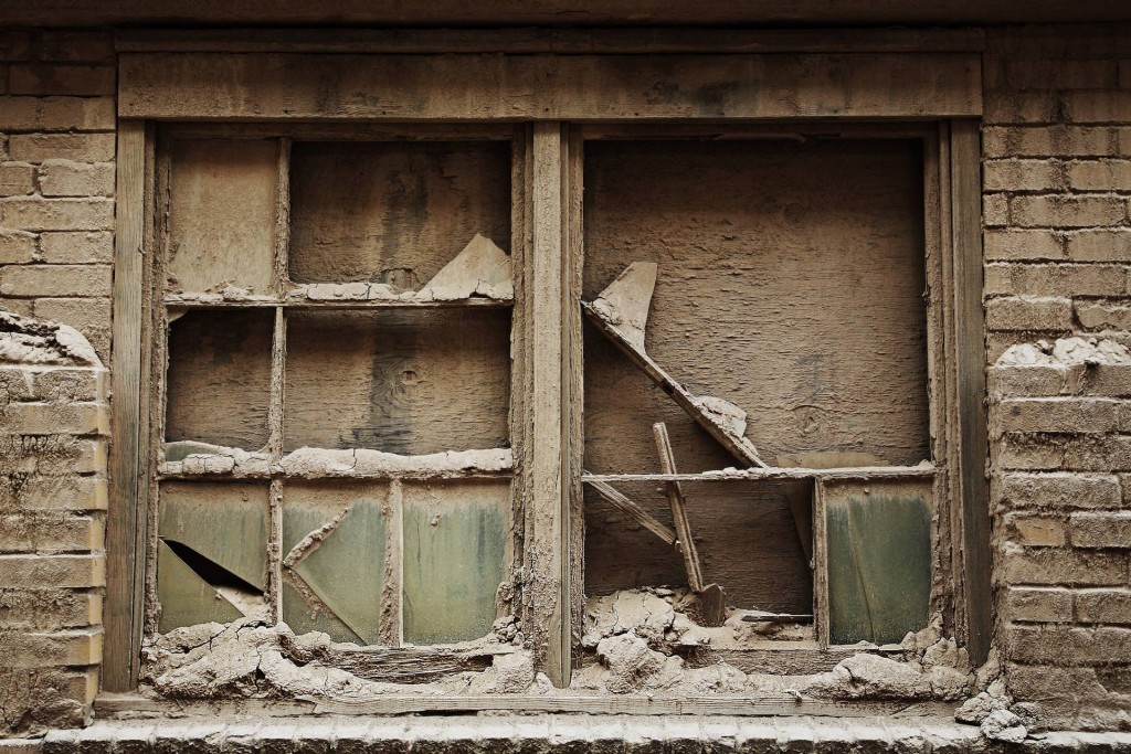 3 Signs You're Renovating a Condemned Novel